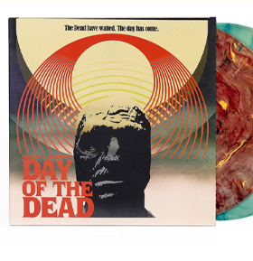 Day of the Dead Original Motion Picture Score 2XLP