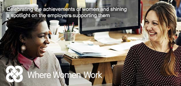 Where Women Work newsletter