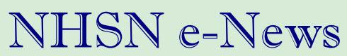NHSN eNews