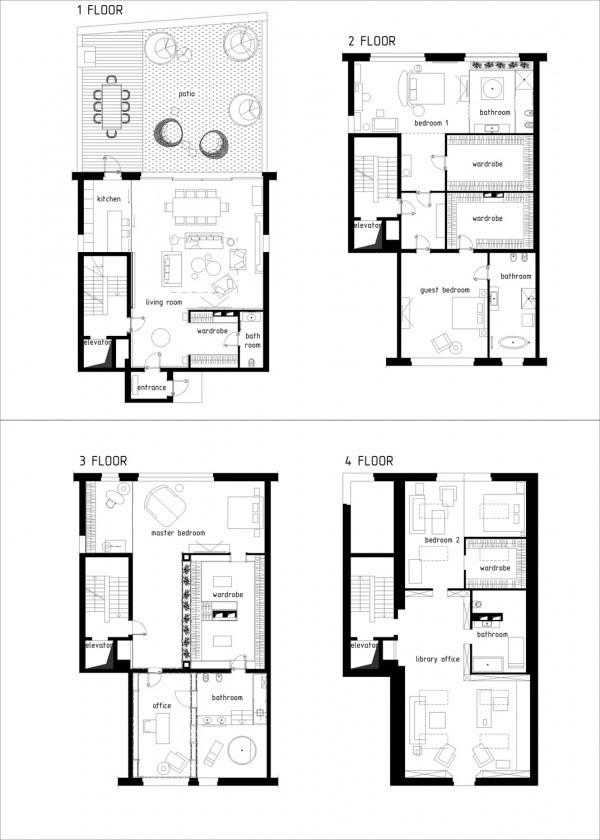 Διαμέρισμα-κάτοψη