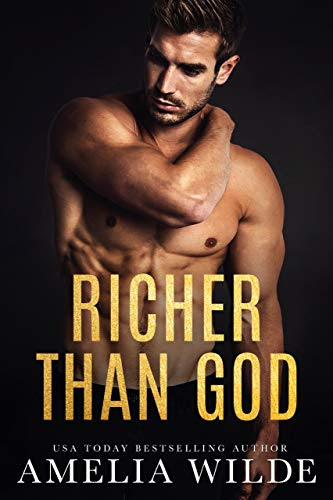 Cover for 'Richer Than God'