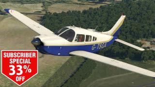 Just Flight PA-28R Arrow III for X-Plane 11