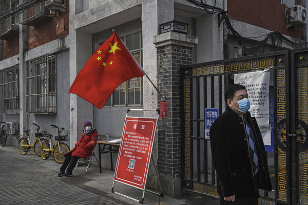 NYT: Xi aware of Coronavirus Outbreak Before He Spoke Publicly About It