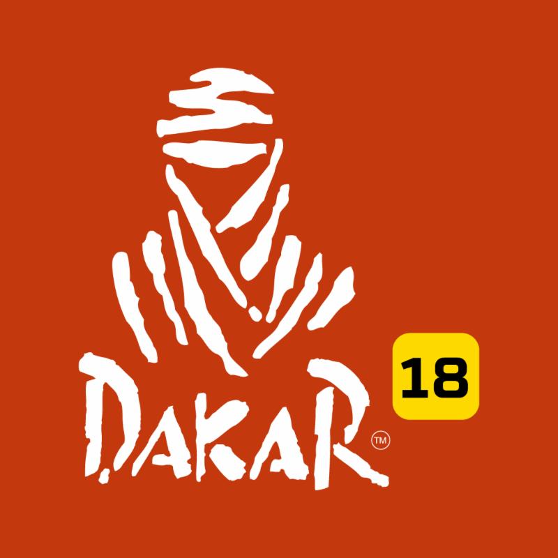 Dakar 18 - logo