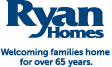 RyanHomes - Welcoming families home for 65 years.