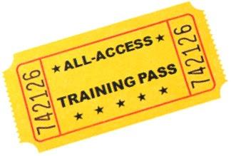 Training Pass Ticket