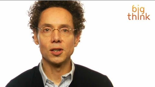 Gladwell on Success