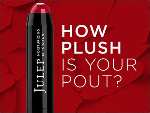 Plush Pout Lip Crayon