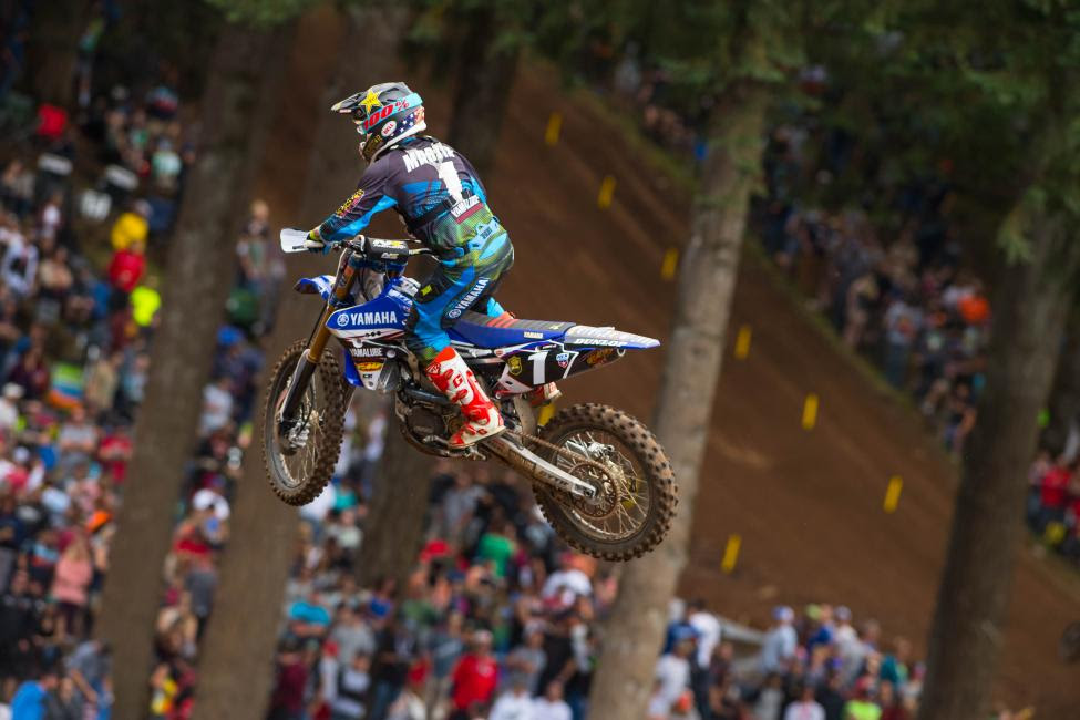 Jeremy Martin will chase a third 250 Class title aboard a new team and bike at GEICO Honda.Photo: MX Sports Pro Racing