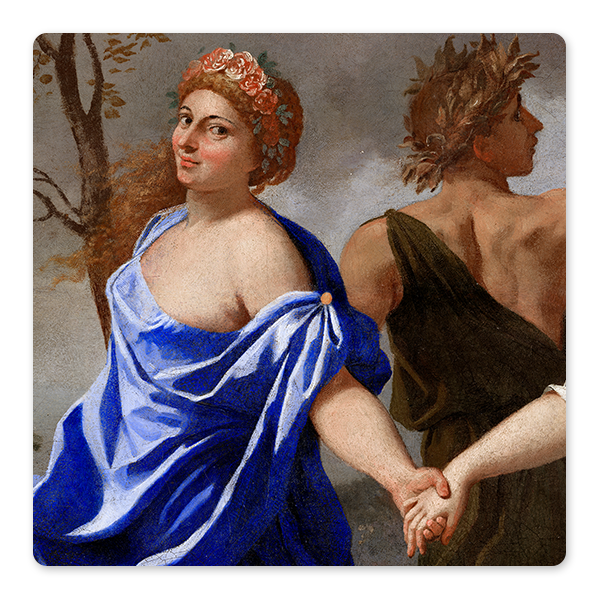 Nicolas Poussin, A Dance to the Music of Time, about 1634–6. By kind permission of the Trustees of the Wallace Collection, London (P108) © The Trustees of the Wallace Collection