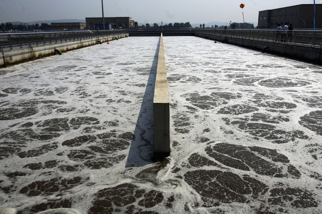 Water Sources Cities Of Beijing Stepped Up Water Protection