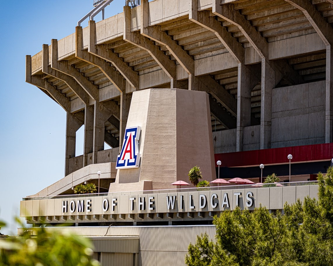 University of Arizona Stadium