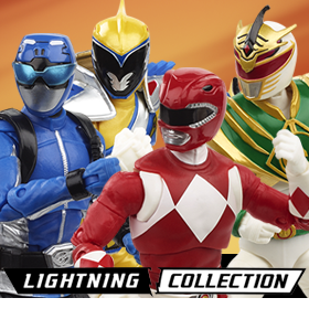 Power Rangers Lightning Collection Wave 3