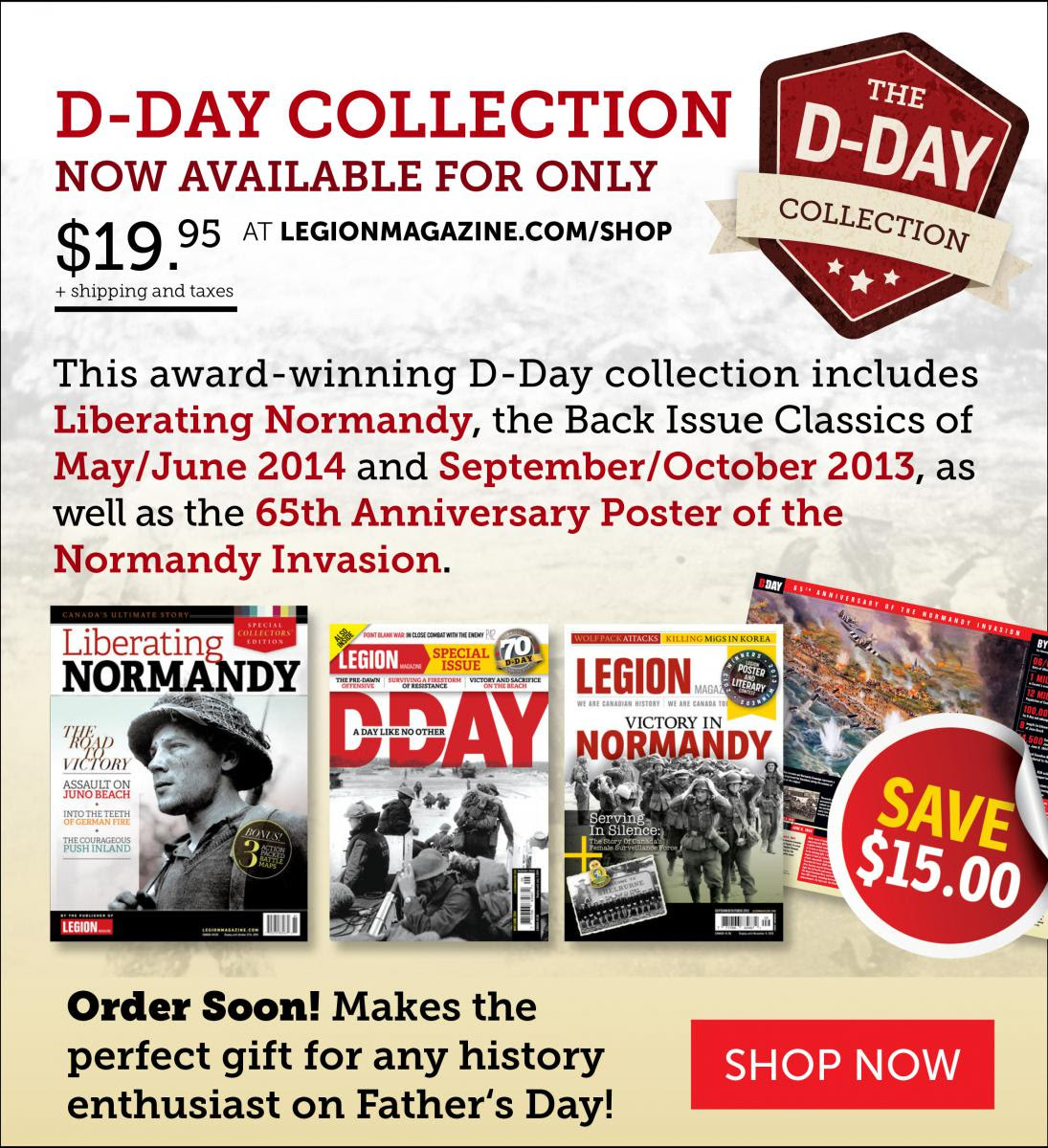 D-Day Collection!
