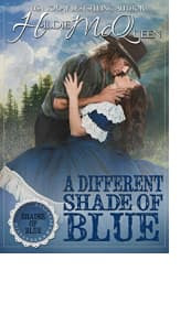 A Different Shade of Blue by Hildie McQueen