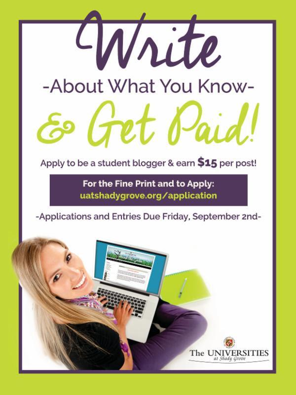 USG Student Blog Application