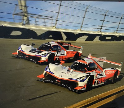 In addition to sweeping the major IMSA DPi championships in 2019, the Acura ARX-05 scored four race wins, 14 additional podium finishes and nine poles from 22 races since its debut in 2018 racing against Cadillac, Mazda and Nissan.
