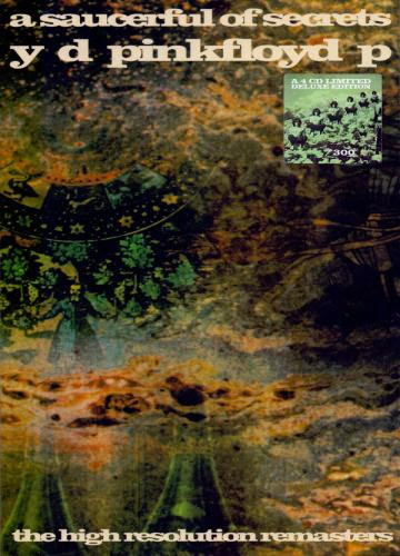 -Pink floyd-    A saucerful of secrets [The High Resolution Remasters, Deluxe Edition 4CD][2019]