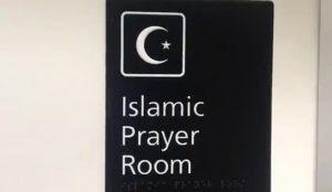 Australia: Sharia manual preaching jihad warfare and hostage taking found in airport prayer room