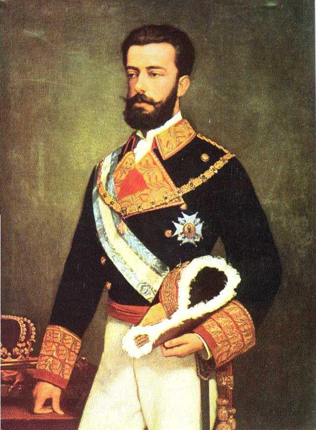 El rey Amadeo I en Campo de Criptana (1871) | Criptana en ...