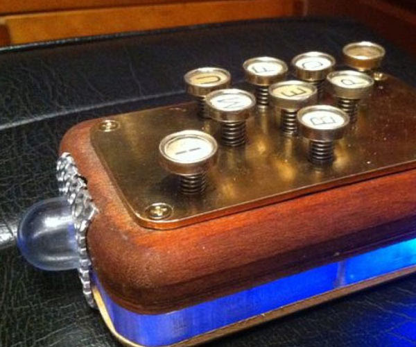 Steampunk Remote