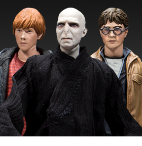 HARRY POTTER MCFARLANE ACTION FIGURES