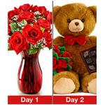 Two Romantic Surprises