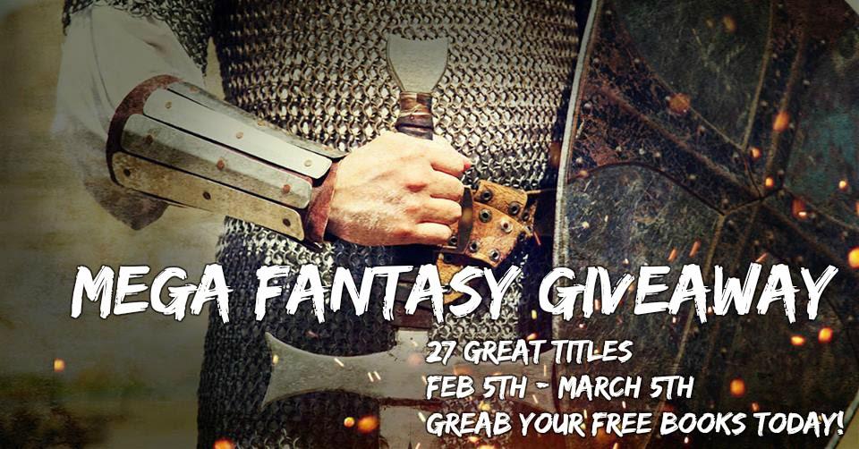 Mega Fantasy Giveaway