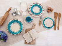 Aparelho de Jantar 20 Peças Biona Cerâmica