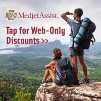 Medjet mobile banner
