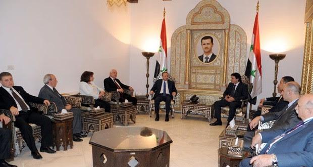 """SIRIA: """"La colaboración sirio-rusa en el combate al terrorismo ha posibilitado grandes triunfos"""""""