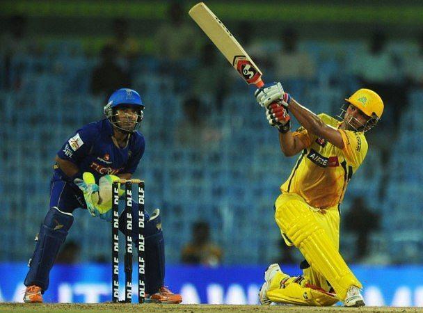 Suresh Raina helped CSK beat RR by 38 runs in IPL 2009