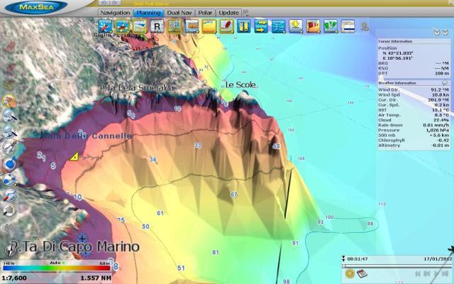 Concordia,  le dernier voyage Isole-le-scole-3d