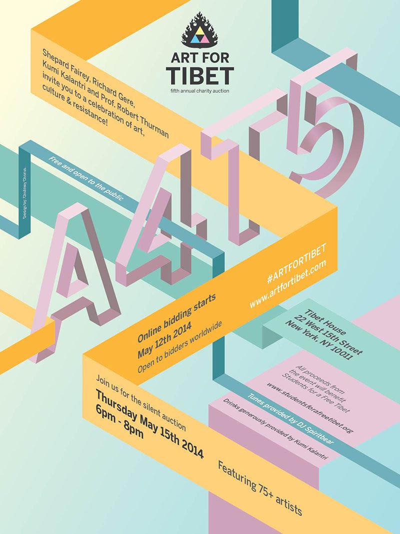 Art for Tibet 5