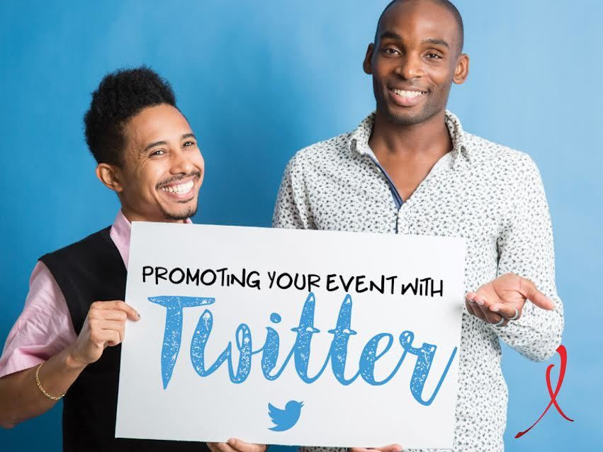 Promoting your event with twitter