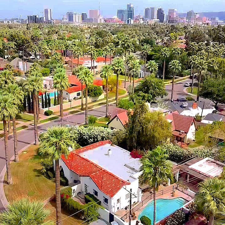 1817 Palmcroft Way NE Phoenix, AZ 85007 Wholesale property listing
