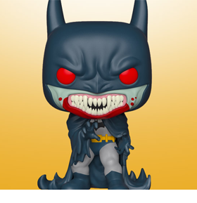 FUNKO POP! RED RAIN BATMAN