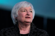 Janet Yellen, chairwoman of the Federal Reserve, continues to face a tricky situation in deciding what to do about interest rates.
