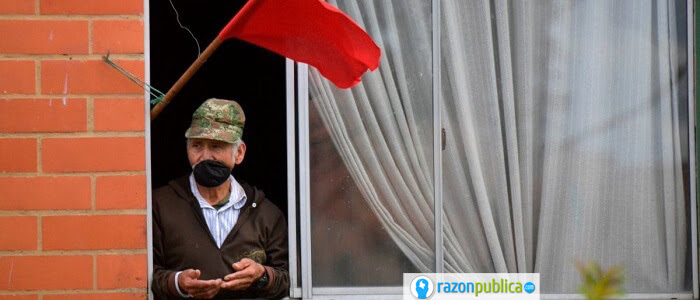 Banderas rojas en la cuarentena