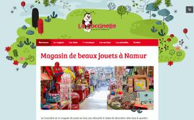 Le site de La Coccinelle