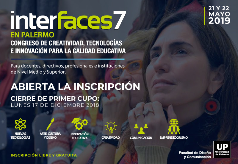 INTERFACES 7 en Palermo