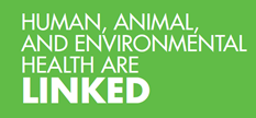 human-animal-environmental-health-linked logo