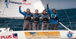 J/80 European winners- EV Cataschool