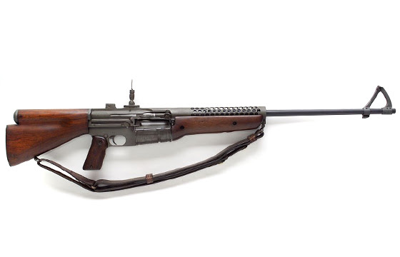 Game Changer? The Johnson Auto-Carbine