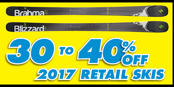 2017 Ski Sale!