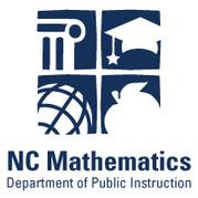 NCDPI Math Social Media Logo
