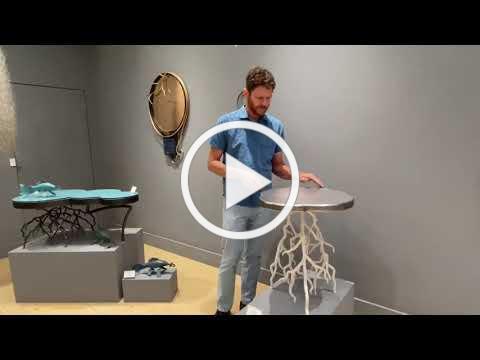 John J. Rais - Making of the Lightning Table