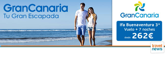 Gran Canaria, tu gran escapada