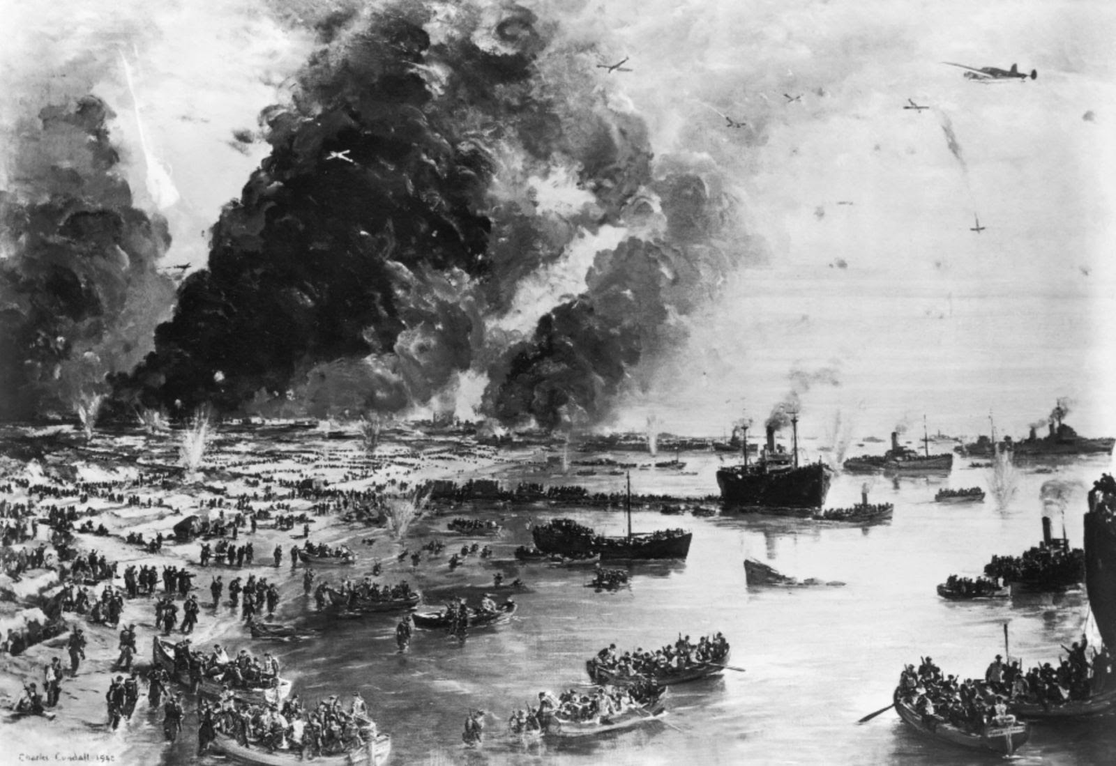 """The """"Miracle of Dunkirk"""" came at high cost"""