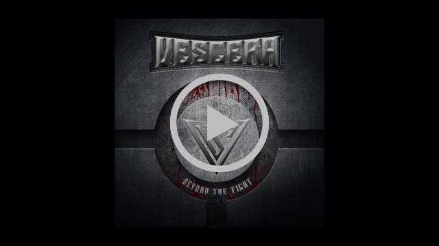 VESCERA feat.Michael Vescera  - Beyond The Fight - album/tour  teaser 2017
